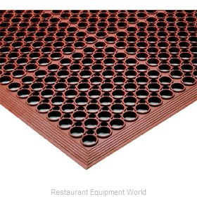 Apex Foodservice Matting T14U0035RD Floor Mat, General Purpose