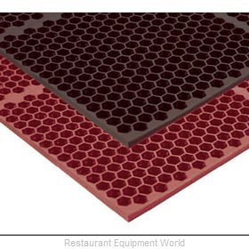 Apex Foodservice Matting T15U0034RD Floor Mat, Anti-Fatigue