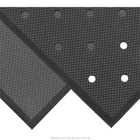 Apex Foodservice Matting T17S0034BL Floor Mat, General Purpose (Magnified)