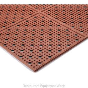 Apex Foodservice Matting T23C0024RD Floor Mat, General Purpose