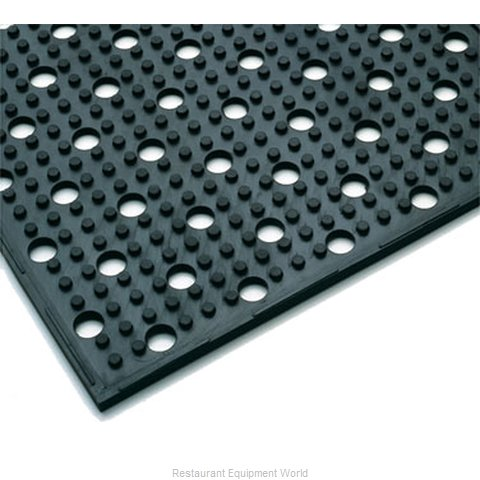 Apex Foodservice Matting T23U0038BL Floor Mat, General Purpose