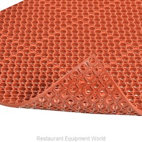 Apex Foodservice Matting T25U0035RD Floor Mat, General Purpose
