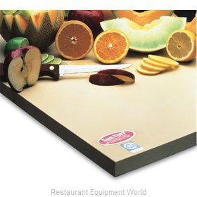 Apex Foodservice Matting T45S4R12BF Cutting Board, Plastic