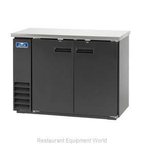 Arctic Air ABB48 Back Bar Cabinet, Refrigerated