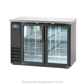 Arctic Air ABB48G Back Bar Cabinet, Refrigerated