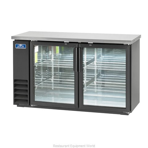 Arctic Air ABB60G Back Bar Cabinet, Refrigerated