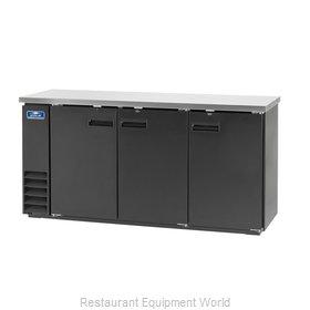 Arctic Air ABB72 Back Bar Cabinet, Refrigerated