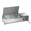Arctic Air ACP40 Refrigerated Countertop Pan Rail