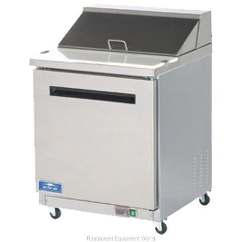 Arctic Air AMT28R Refrigerated Counter, Mega Top Sandwich / Salad Unit