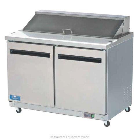 Arctic Air AMT48R Refrigerated Counter, Mega Top Sandwich / Salad Unit