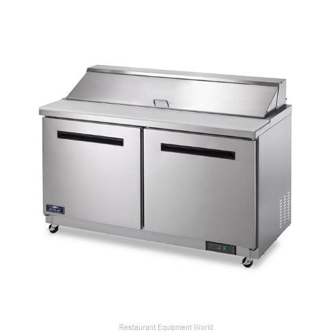 Arctic Air AMT60R Refrigerated Counter, Mega Top Sandwich / Salad Unit