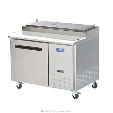 Arctic Air APP48R Pizza Prep Table Refrigerated