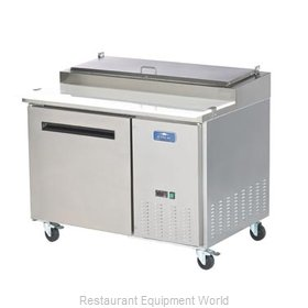 Arctic Air APP48R Refrigerated Counter, Pizza Prep Table