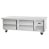 Arctic Air ARCB72 Equipment Stand, Refrigerated Base
