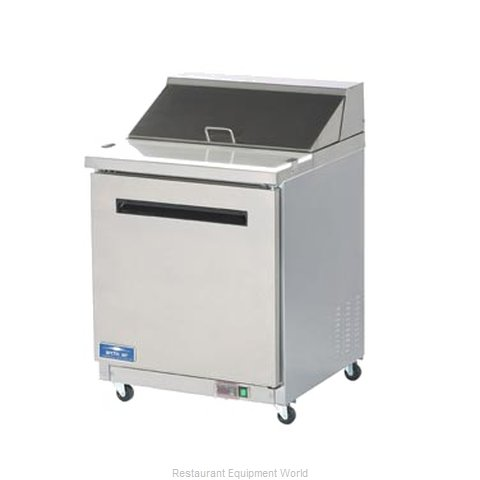 Arctic Air AST28R Refrigerated Counter, Sandwich / Salad Top