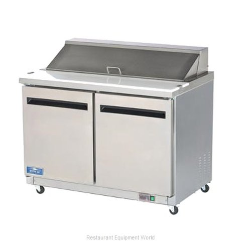 Arctic Air AST48R Refrigerated Counter, Sandwich / Salad Top