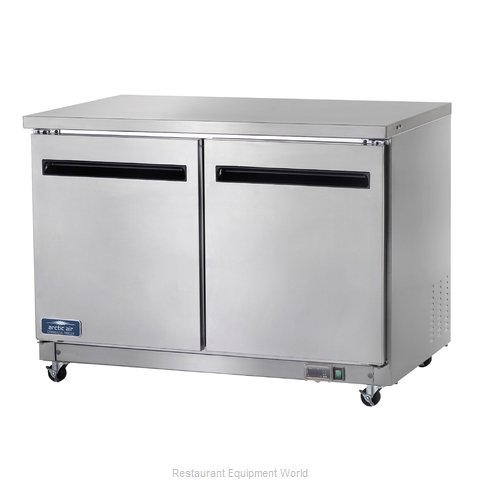 Arctic Air AUC48F Freezer, Undercounter, Reach-In