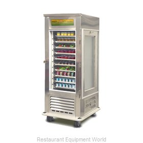 Alluserv AC10 Refrigerator, Air Curtain
