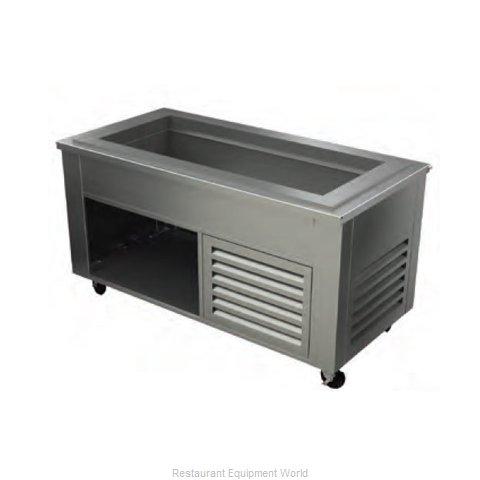 Alluserv ACF9C3 Serving Counter, Cold Food