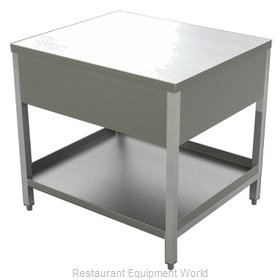 Alluserv AEST4 Serving Counter Utility Buffet