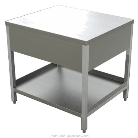 Alluserv AEST6 Serving Counter Utility Buffet