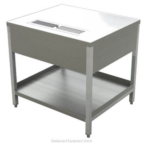 Alluserv AEUS3 Serving Counter Beverage