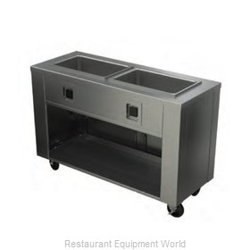Alluserv AHFSL3 Serving Counter, Utility