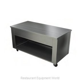 Alluserv AST2 Serving Counter, Utility
