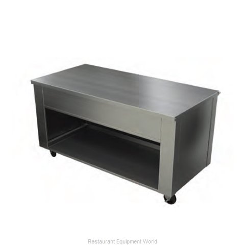 Alluserv AST5 Serving Counter, Utility