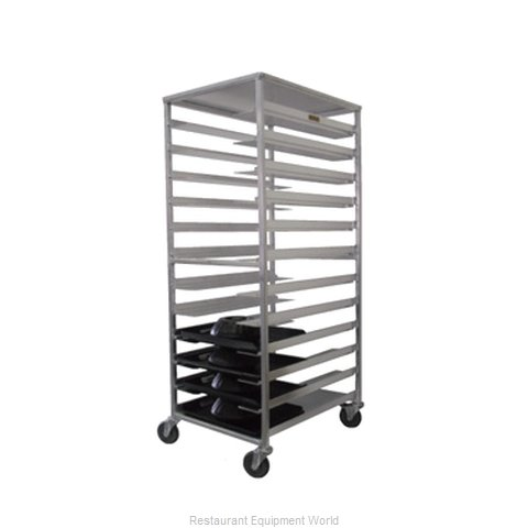Alluserv AURSC12 Tray Cart for Stacked Trays