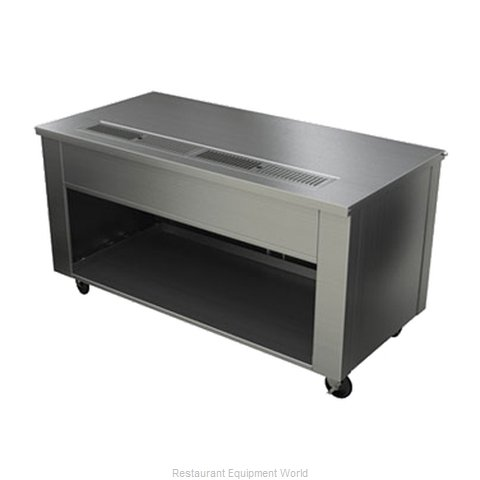 Alluserv AUS3 Serving Counter, Beverage (Magnified)