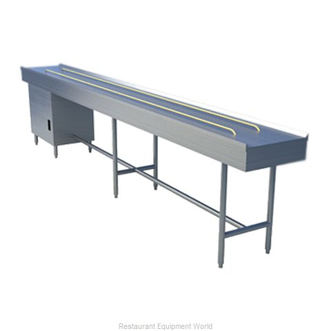Alluserv BBC10 Conveyor, Tray Make-Up