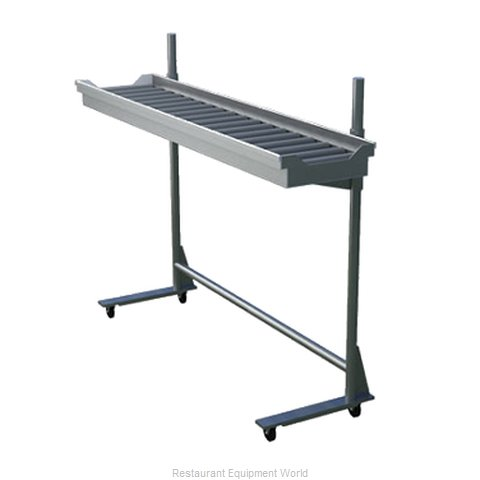Alluserv CRC08 Conveyor, Tray Make-Up