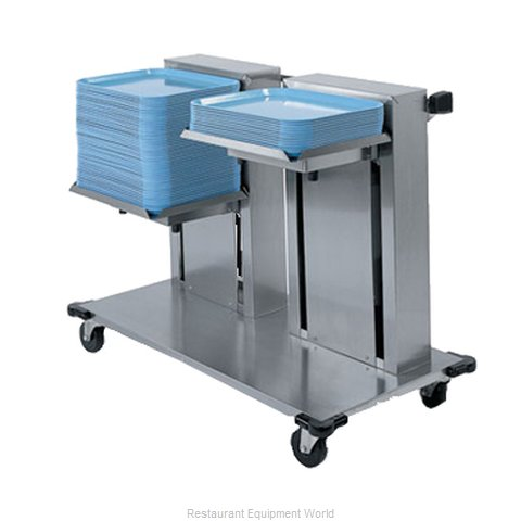 Alluserv DCTD1418 Dispenser, Tray Rack (Magnified)