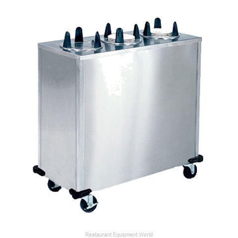 Alluserv EPD310 Dispenser, Plate Dish, Mobile