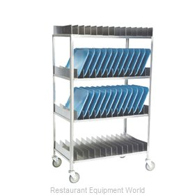 Alluserv FTDR56 Tray Drying Rack