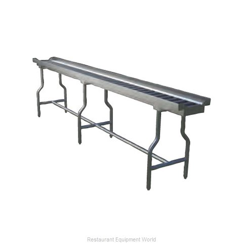 Alluserv RC16 Conveyor, Tray Make-Up