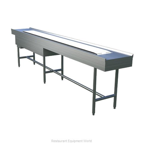 Alluserv SBC18 Conveyor Tray Make-Up (Magnified)