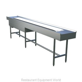 Alluserv SBC18 Conveyor, Tray Make-Up