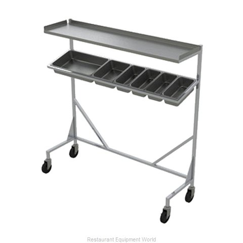Alluserv SS72CS Tray Starter Set-Up Station