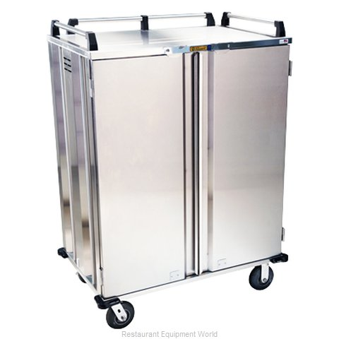 Alluserv ST2D1T18 Cabinet, Meal Tray Delivery
