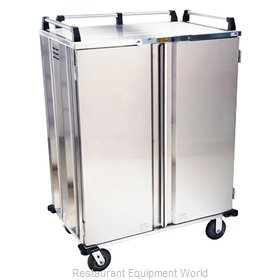 Alluserv ST2D2T28 Cabinet, Meal Tray Delivery