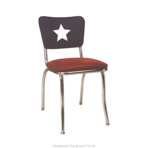 ATS Furniture 22-STAR GR7 Chair Side Indoor