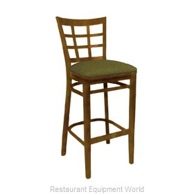 ATS Furniture 523-BS-C GR4 Bar Stool, Indoor