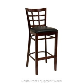 ATS Furniture 523-BS-DM GR6 Bar Stool, Indoor