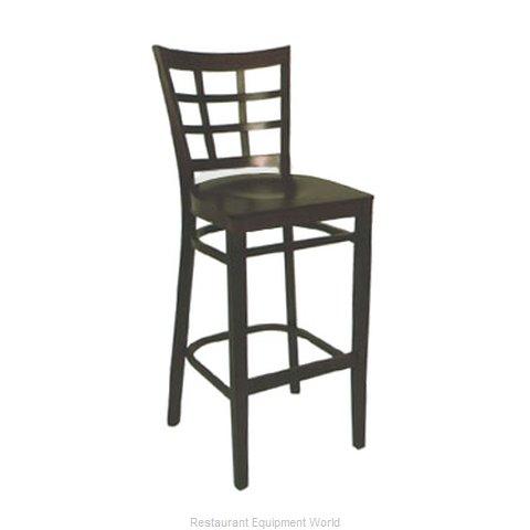 ATS Furniture 523-BS-DM SWS Bar Stool, Indoor