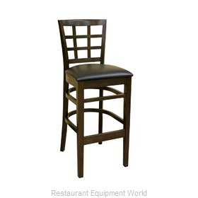 ATS Furniture 523-BS-W GR4 Bar Stool, Indoor