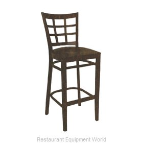 ATS Furniture 523-BS-W SWS Bar Stool, Indoor