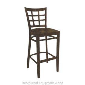 ATS Furniture 523-BS-W VS Bar Stool, Indoor