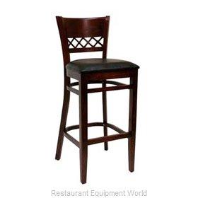 ATS Furniture 561-BS-DM SWS Bar Stool, Indoor